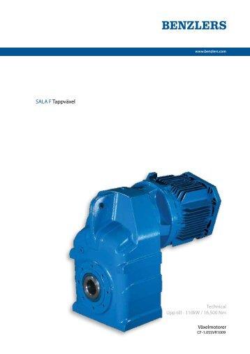 Produktkatalog Serie F - CCH TransTech AB