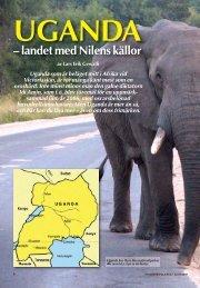 Uganda - Nordisk Filateli