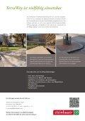 Innovative Beläge, damit die Erde aufatmen kann. - Terraway - Seite 4