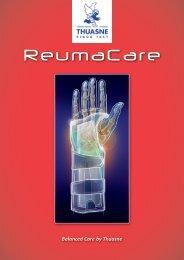 Reuma brochure - Thuasne Nederland