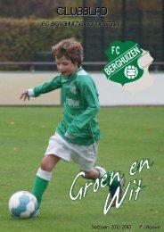 Seizoen 2012-2013 - FC Berghuizen
