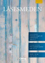Last ned siste versjon av Låsesmeden her. - Foreningen Norske ...