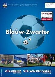Blauw-Zwarter nr. 7 • seizoen 2012-2013 • 5