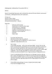 Afdelingsmøde i afdeling 8 den 16.november 2011-11 Referat - AB ...