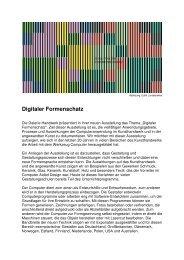 Digitaler Formenschatz - Research.ed.ac.uk
