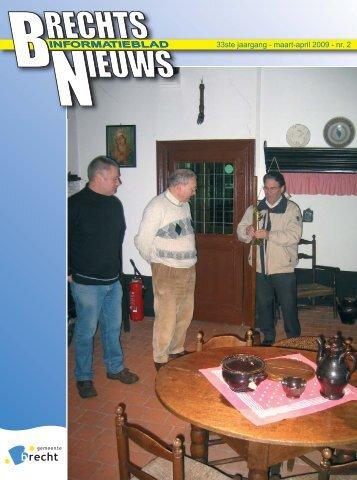 33ste jaargang - maart-april 2009 - nr. 2 - Gemeente Brecht