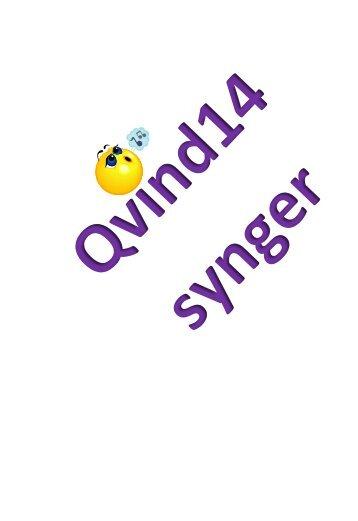 Så længe jeg lever - Qvind14