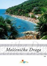 Katalog - hrvatski (pdf) - TZ Mošćenička Draga