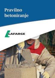 Prelistaj brošuro - Lafarge