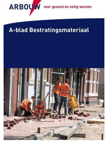 Bestratingsmaterialen - Arbouw