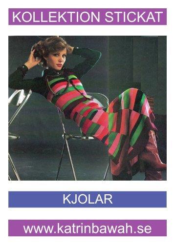 Kollektion Kjol - Katrin Bawah