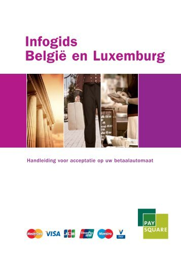 Infogids België en Luxemburg