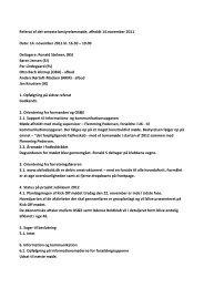 Referat af det seneste bestyrelsesmøde, afholdt 14 ... - OBfodbold.dk