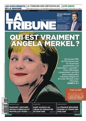 QUI EST VRAIMENT ANGELA MERKEL? - La Tribune