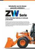 Brochure ZW140 - Hitachi Construction Machinery - Page 2