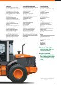 Brochure ZW140 - Hitachi Construction Machinery - Page 3