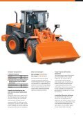 Brochure ZW140 - Hitachi Construction Machinery - Page 5