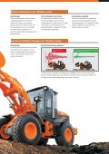 Brochure ZW140 - Hitachi Construction Machinery - Page 7
