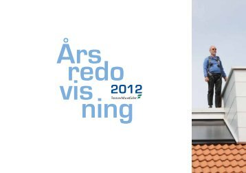 Årsredovisning 2012 - Finnvedsbostäder AB