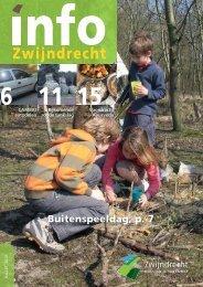 Buitenspeeldag, p. 7 - Gemeente Zwijndrecht