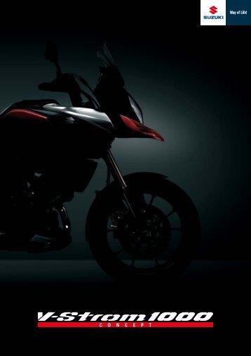 Download de technische fiche - Suzuki 2Wheels Belgium
