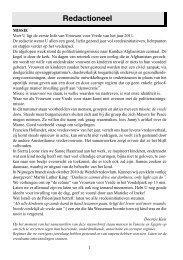 De Nieuwsbrief van januari/februari 2011 als pdf te downloaden