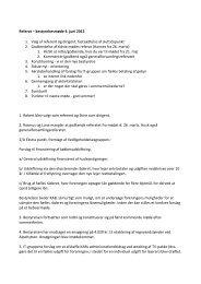 bestyrelsesmøde 4. juni 2012 1. Valg af referent og ... - Brumleby.dk