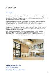 Schoolgids De Zaaier 2011-2012 TOTALE DEF VERSIE