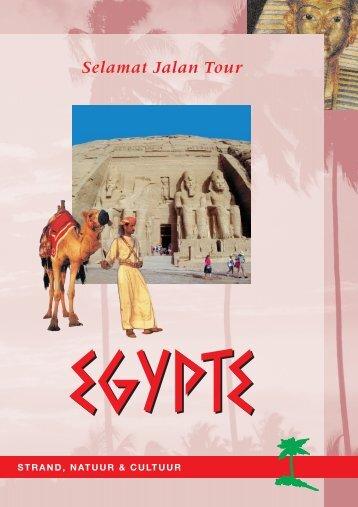 33548 SJT EGYPTE - Selamat Jalan Tour