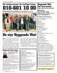 Full rulle, utan stress - Byggnads - Page 2