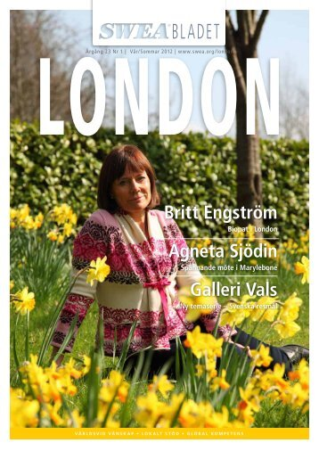 London - SWEA International
