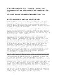 Hintergrundinformationen - Attac-Community - Attac Austria