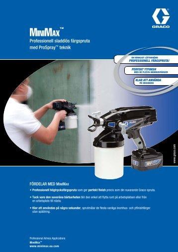 MiniMax broschyr - Anti-Corrosion