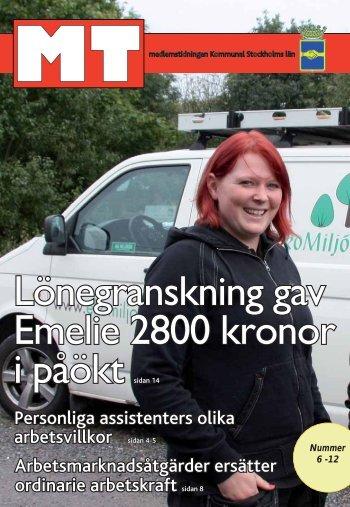 Medlemstidningen - Kommunal