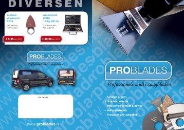 Download de brochure - Problades