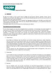 Programma gemeenteraadsverkiezingen 14 oktober 2012[3 ... - Nijlen