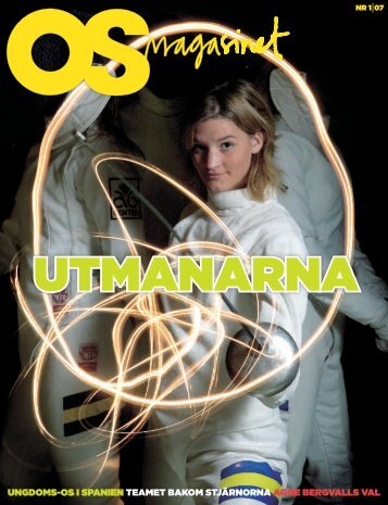 SOK-magasin 1-07.pdf - Sveriges Olympiska Kommitté