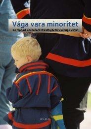 Våga vara minoritet (3) - Svenska kyrkan