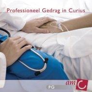 Professioneel Gedrag in Curius - Myra van Zwieten