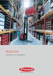 Fronius Selectiva brochure