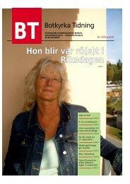 Länk till Botkyrka Tidning 3/2006 i pdf-format - Socialdemokraterna