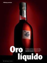 Whisky premium - Whisky de Malta