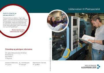 Uddannelsen til Plastspecialist - Industriens Uddannelser
