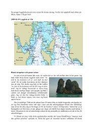 156. 2009-02-19 Segling i Thailand ner till Langkawi ... - Stressless