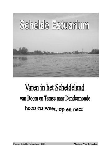 Schelde Estuarium - Varen in het Scheldeland