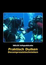 NELOS Naslagwerk Praktisch Duiken-Decompressietechnieken
