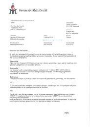 Gemeente Maastricht - WobShop kijkt voor jou mee bij de overheid!