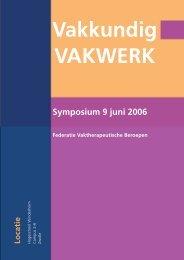 Vakkundig VAKWERK - Stichting Muziektherapie