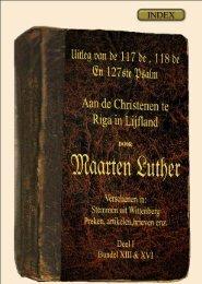 uitleg van de 117de, 118de en 127ste psalm - Geschriften van ...