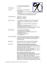 8. Laten zien hoeveel dat is Leeftijdsgroep 8-12 jaar Kerndoel Deze ...